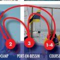 Semaine de voile en Calvados - Coupe de Normandie 2017