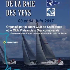 Challenge de la Baie des Veys 2017