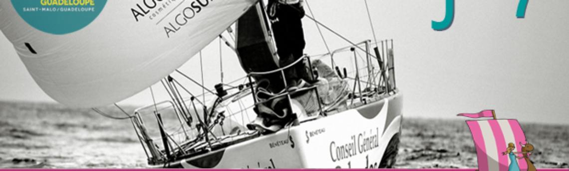 Campagne de crowdfunding de Claire Pruvot Objectif Rhum : Une femme dans la course