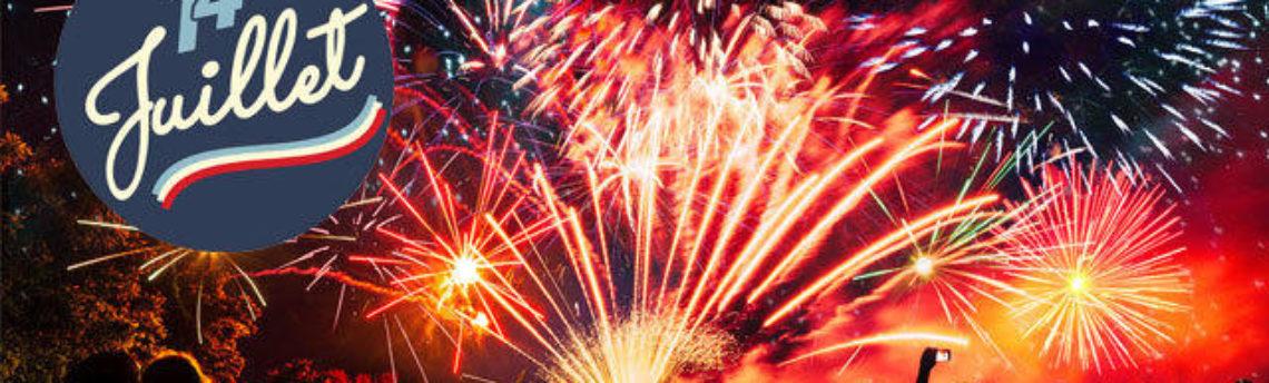 Soirée pique-nique et feu d'artifice du 14 juillet